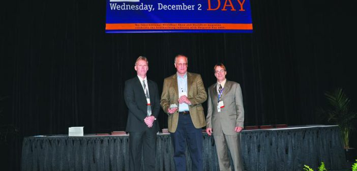 Foss Maritime and Hornblower Cruises took top environmental honors at the WorkBoat Show.