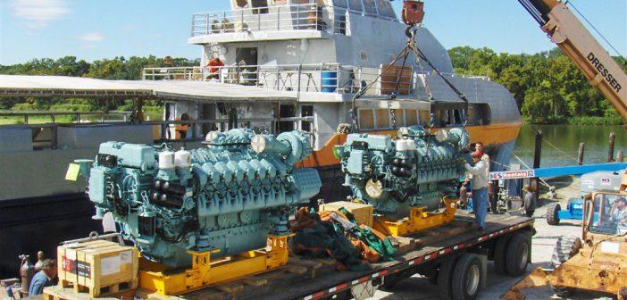 Diesel-directory-engine-crane