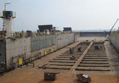 Lyon Shipyard Drydock