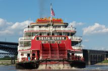 The Delta Queen. WorkBoat file photo.