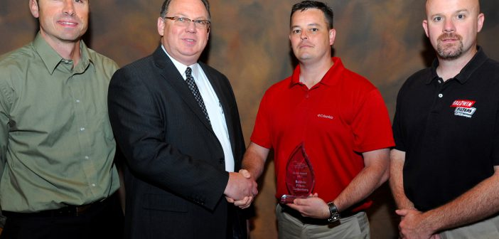 06.18.12_Baldwin Filters Safety Award
