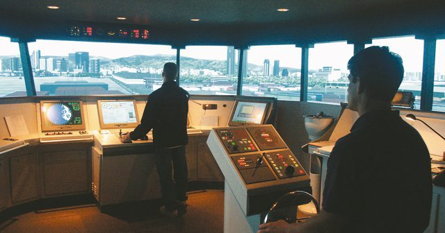 Seattle training center features new Transas Simulator | WorkBoat
