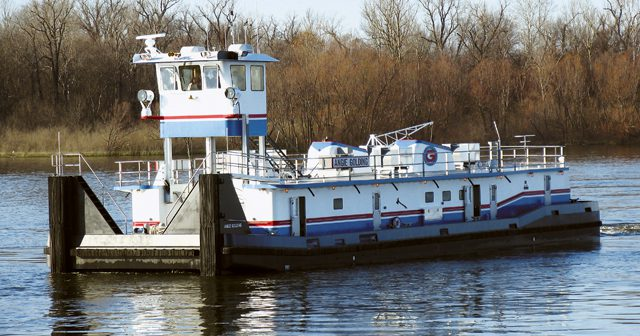 golding barge line Ten Facts About Golding Barge Line That