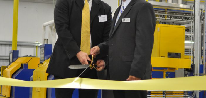 07.24.12_ESAB Midway manufacturing facility