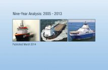 WorkBoat Day Rate Report Cover 2013