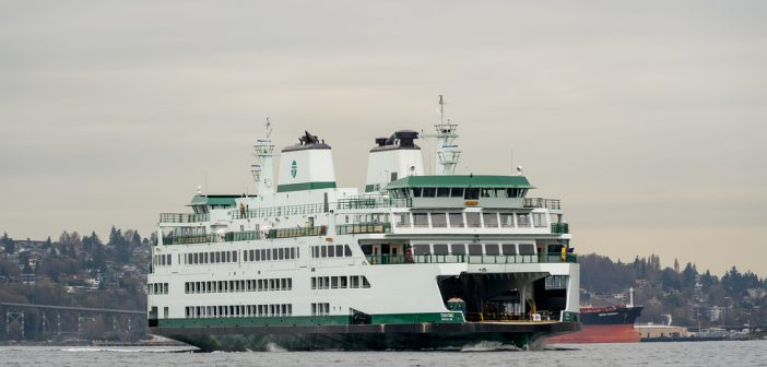 The Washington State Ferry Tokitae. WSF photo.