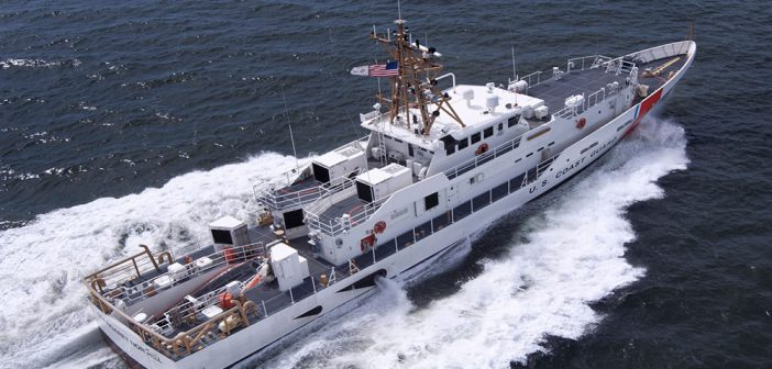 Coast Guard awards six more fast response cutters to
