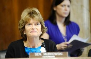 Sen. Lisa Murkowski (R-Alaska). Photo: Senate Energy and Natural Resources Committee