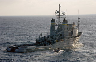 The USNS Apache. U.S. Navy photo.