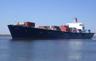 The El Faro. TOTE Maritime photo.