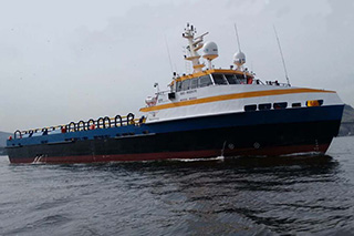 Incat Crowther has designed a pair of aluminum OSVs for a Brazilian offshore company.