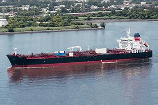 The Ohio. Crowley Maritime photo.