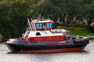 The H. Douglas M. Eastern Shipbuilding photo.