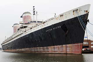 SS United States Conservancy photo.