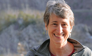 Interior Secretary Sally Jewell. Department of the Interior photo.