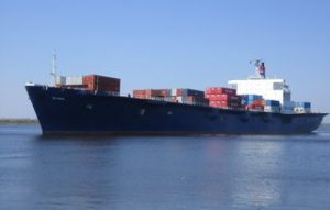 The El Faro. TOTE Services photo.