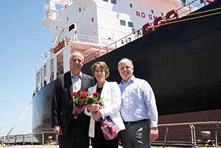 Crowley Maritime photo.