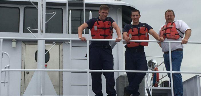 Coast Guard cadets tackle tugs | WorkBoat
