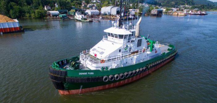The Arctic-class tug Denise Foss. Foss Maritime photo.