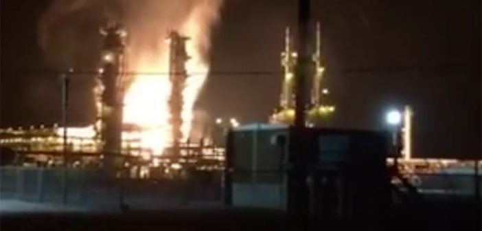 explosion at enterprise plant curbs gulf of mexico oil gas