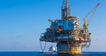 BP's Mad Dog Platform in the Gulf of Mexico. BP photo.