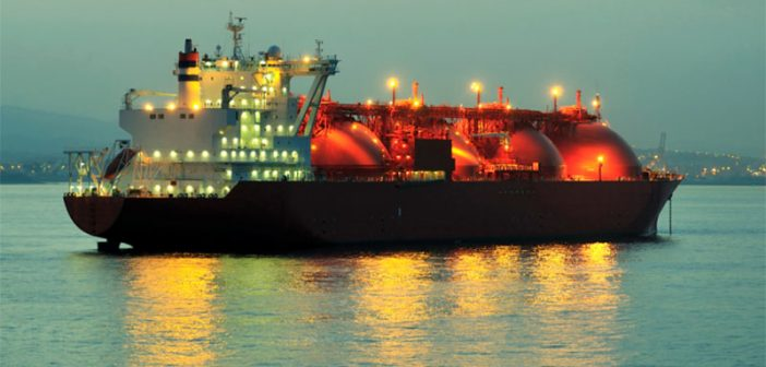 The Trump administration backed away from a proposal to allow foreign flag tankers to carry LNG between U.S. port. Exxon photo