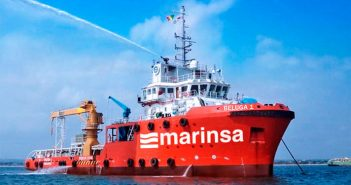 Marinsa's Beluga 1. The Mexican operator Marinsa has opened a trio of U.S. offices and has its sights on additional locations in the U.S. Gulf region. Marinsa photo.