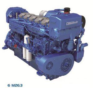 Moteurs_Baudouin_engine_6M26