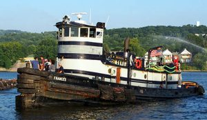 The Frances. Image credit and courtesy Tug44.org