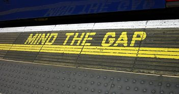 The famous warning to British rail travelers can apply to U.S. mariners who must catch up on training. Wikimedia Commons