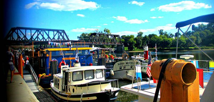 A scene from the 2014 Tugboat Roundup. Creative Commons photo by Shan Jeniah Burton.