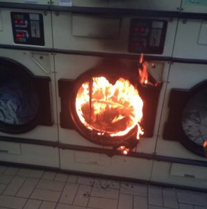 Smokin Clothes The Danger Of Onboard Dryer Fires Workboat
