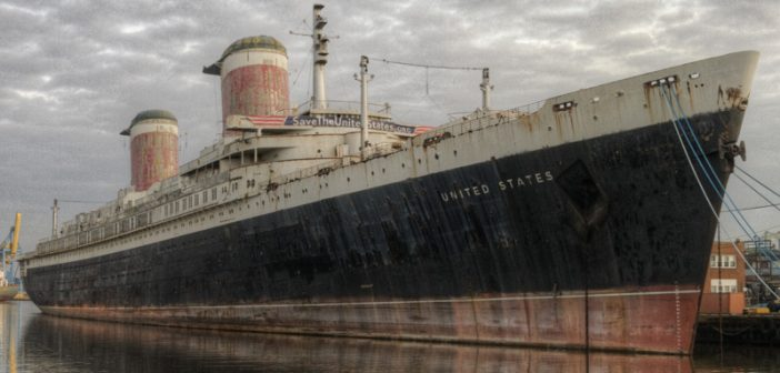 Crystal Cruises Backs Out Of SS United States Restoration WorkBoat - Uss america cruise ship