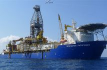 The Deepwater Pathfinder. Transocean photo.
