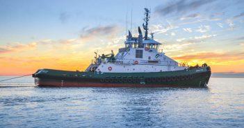 The Denise Foss. Foss Maritime photo by Heather Ronek.