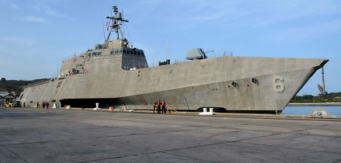 Troubled Lcs Program Stands At A Crossroads Workboat