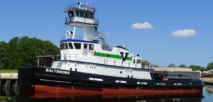 Vane's newest 4,200-hp tug enters service | WorkBoat