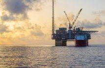 BP's Na Kika platform in the deepwater Gulf of Mexico. BP photo.