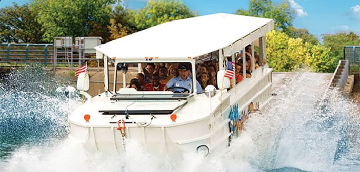 Ride The Ducks Tours Suspended