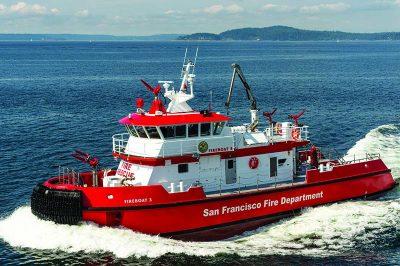 San Francisco Fireboat 3