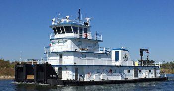 The A.B. York. Horizon Shipbuilding photo.