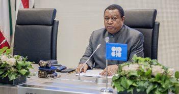 OPEC Secretary General Mohammed Barkindo. OPEC photo.