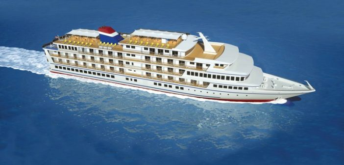 American Cruise Lines Building Three New Cruise Vessels WorkBoat - Cruise ship builders