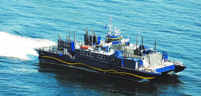 80 Million Prototype Landing Craft Sold For 1 75 Million Workboat