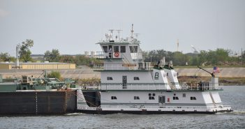 Operators that want to build new towboats with engines over 804 hp in the next couple of years will have to deal with new Tier 4 regulations that took effect Jan. 1. David Krapf photo.