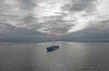 The containership Edith Maersk. Maersk photo.