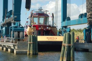 Tugboats have had a good showing in the survey for 20 years. Ken Hocke photo