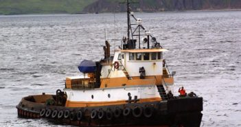 The Samson Mariner. Marine Exchange of Alaska photo.