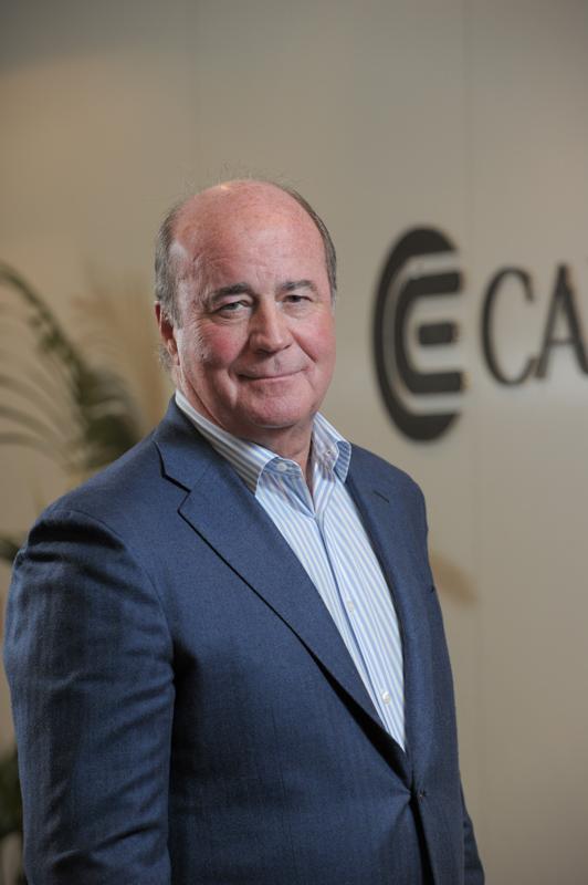 Caelus Energy CEO Jim Musselman.