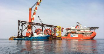 Emas Chiyoda Subsea, owner and operator of a group of subsea construction vessels, filed for bankruptcy on Feb. 28, 2017. Emas Chiyoda Subsea photo.
